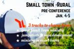small town pre confernece